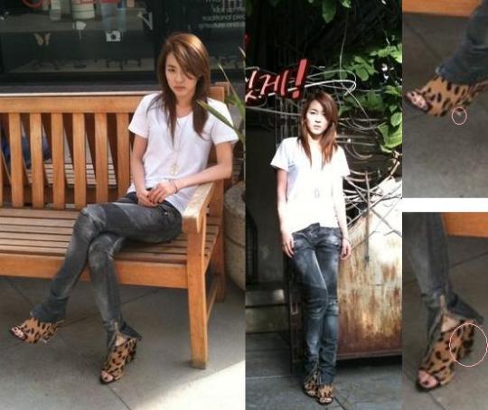e0b272e92b9 Fashion  Dara wears Alexander Wang!  .