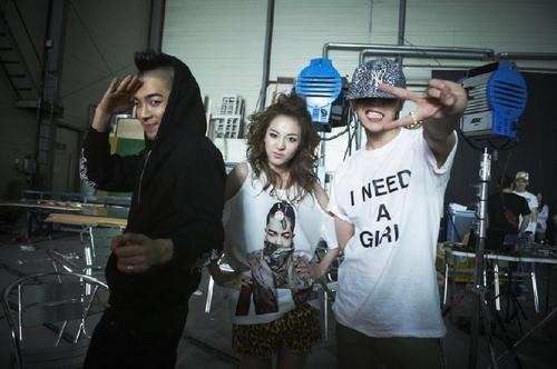 Dara dating Taeyang
