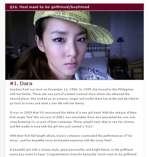 Donghae Dan Dara dating