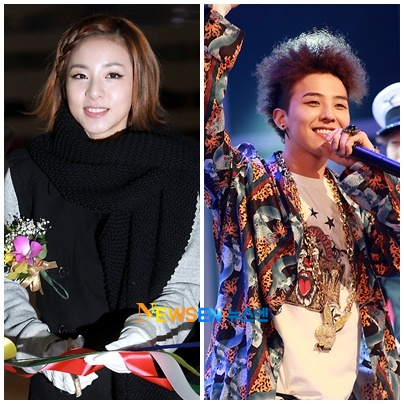 g dragon dating sohee Ishøj