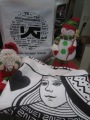 2NE1 NOLZA White Queen Blackjack Towel