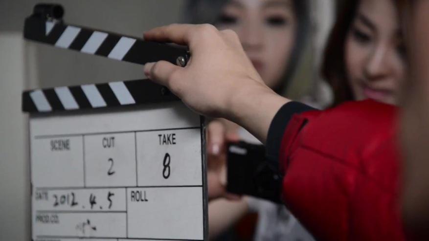 [Nikon] 2NE1 산다라박의 s ahot a day! 인물 사진편 Making 073
