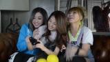 [Nikon] 2NE1 산다라박의 s ahot a day! 인물 사진편 Making 090