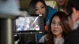 [Nikon] 2NE1 산다라박의 s ahot a day! 인물 사진편 Making 096