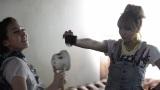 [Nikon] 2NE1 산다라박의 s ahot a day! 인물 사진편 Making 103