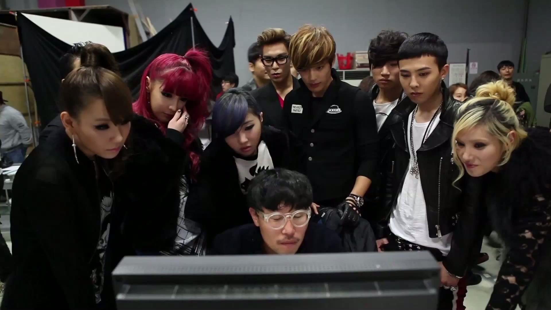 Screencaps: 15th Anniversary 2011 YG Family Concert Live ...
