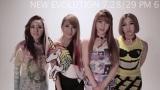 2NE1 - NEW EVOLUTION 1st WORLD TOUR is Coming! (KOR) 0210
