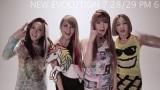 2NE1 - NEW EVOLUTION 1st WORLD TOUR is Coming! (KOR) 0255