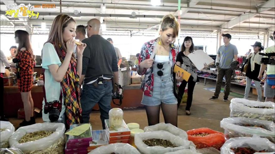 [Nikon] Photo Movie Vol.3 내가 제일 잘 찍어 with 2NE1 -- 2NE1 in Jeju 02905