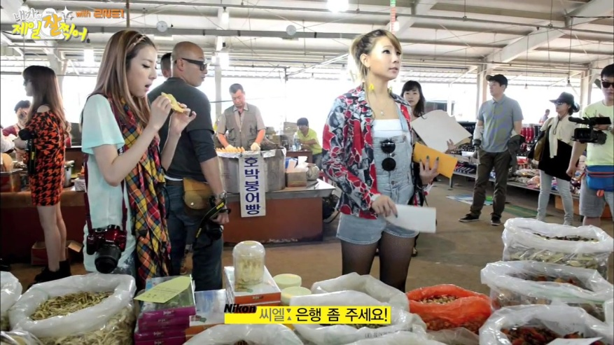 [Nikon] Photo Movie Vol.3 내가 제일 잘 찍어 with 2NE1 -- 2NE1 in Jeju 02995