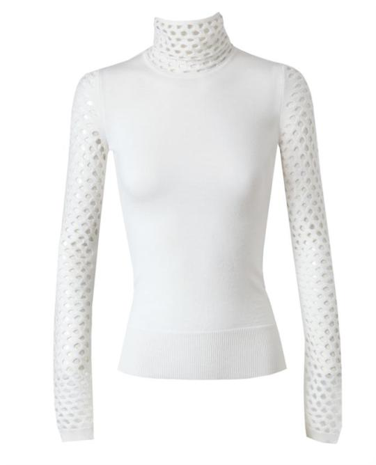 alexander-wang-white-magnified-fishnet-wool-turtleneck