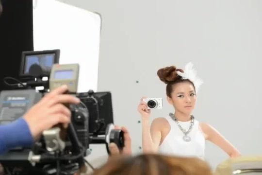 [Nikon] Nikon 1 J2 '찍는 모습까지 아름다운 카메라' Making 0422