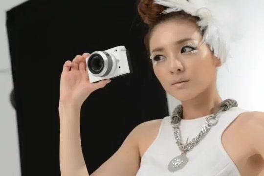 [Nikon] Nikon 1 J2 '찍는 모습까지 아름다운 카메라' Making 0486