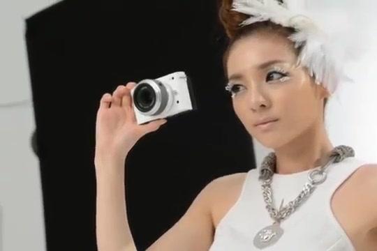 [Nikon] Nikon 1 J2 '찍는 모습까지 아름다운 카메라' Making 0512