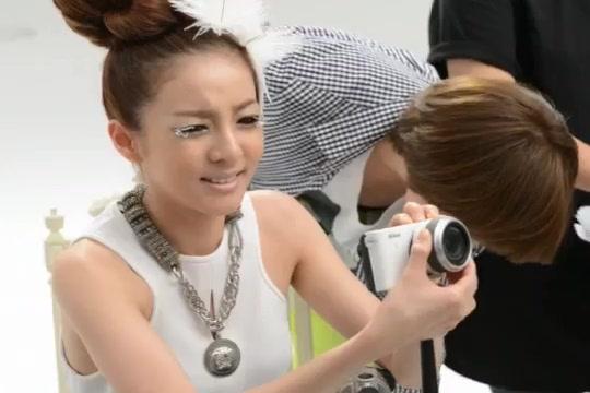 [Nikon] Nikon 1 J2 '찍는 모습까지 아름다운 카메라' Making 0632
