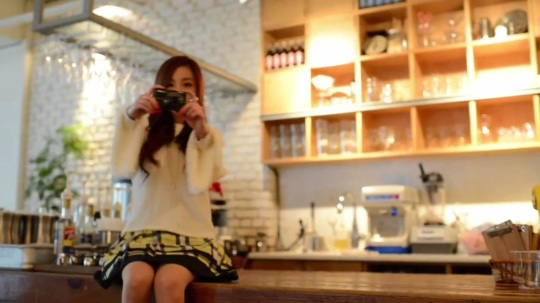 [Nikon] 2NE1의 COOLPIX 광고 촬영 현장 Making 0521