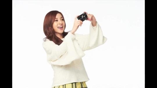 [Nikon] 2NE1의 COOLPIX 광고 촬영 현장 Making 1598