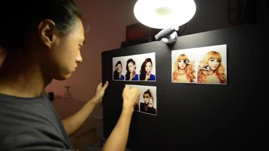 [Nikon] 2NE1의 COOLPIX 광고 촬영 현장 Making 2275