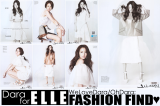 Dara for Elle