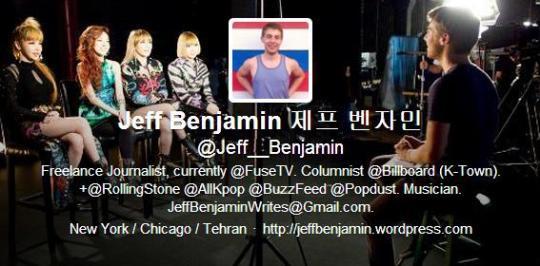 Jeff Benjamin 2