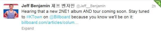 Jeff Benjamin