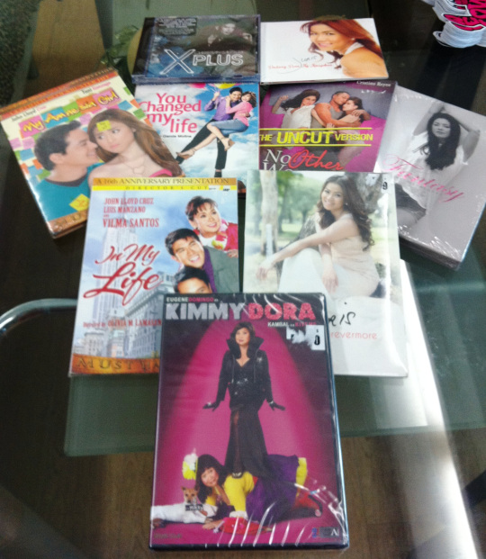 "/Photo: Dara (@krungy21) – ""My collection of tagalog movies"