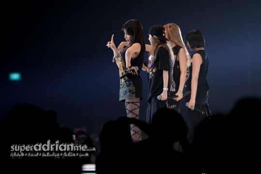 Asia Style Collection 2013 - K-pop Collection Singapore - 2NE1