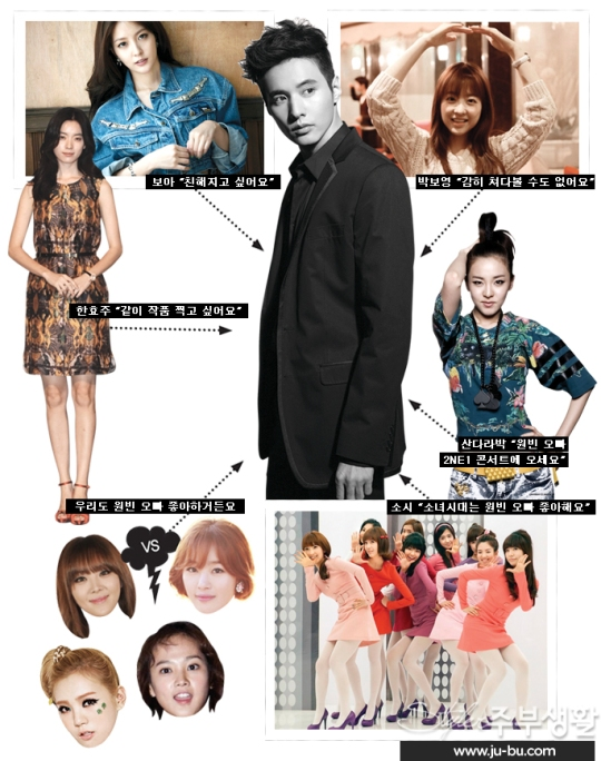 2ne1 Mentioned In Fashion Editorial From American Vogue: Magazine: Dara Mentioned As One Of The Stars That Chose