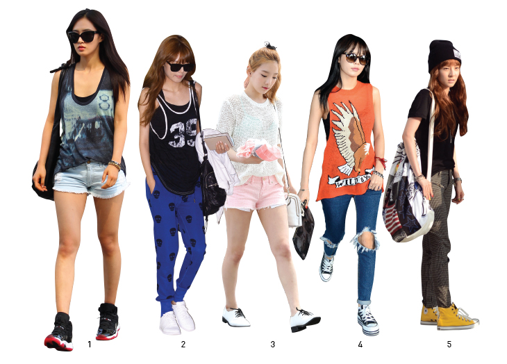 TOP 25 Kpop Idols With Best Airport Fashion  YouTube
