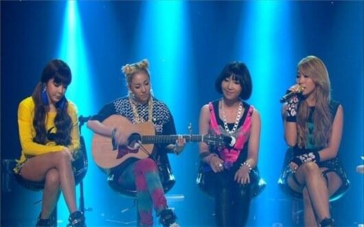 2NE1 talk about love life after the lift on their dating ban