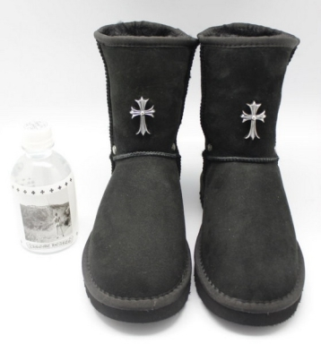 Black20Sheepskin20Chrome20Hearts20Crosses20Snow20Boot