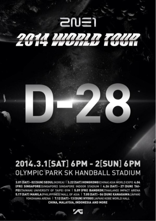 D28 countdown