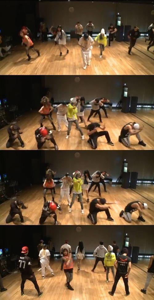 2NE1-양현석의-'컴백홈'-안무-영상-포스-작렬