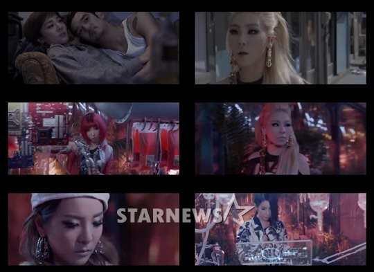 양현석-2NE1-컴백홈-뮤비서-가상세계-파괴-이유는인터뷰