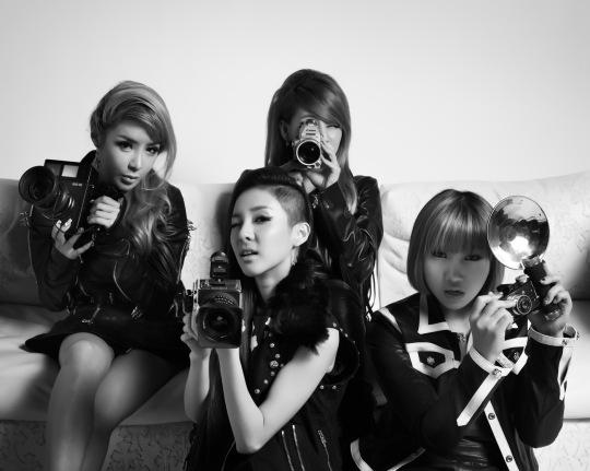 2NE1 Snap