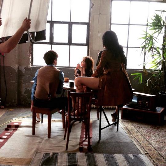 """FireShot Capture - ELLE KOREA on Instagram_ """"네 남녀, 이들이 {엘르}6월_ - https___instagram.com_p_17W4iihp2H_"""