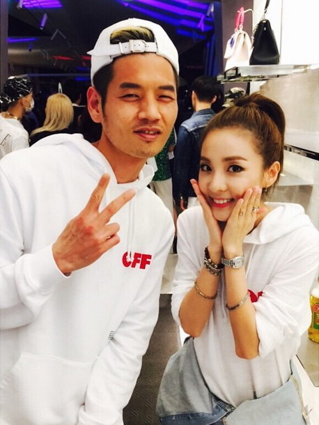 "FireShot Capture - Sandara Park on Instagram_ ""마스타우~오빠와 함께 }._ - https___instagram.com_p_2H_EvbiSzg_"