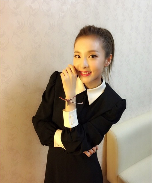 "FireShot Capture - Sandara Park on Instagram_ ""아이스버킷챌린지 기념팔찌 _ - https___instagram.com_p_2KMLNQCS96_"