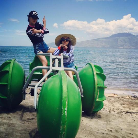 "FireShot Capture - HYONIKANG 강승현 on Instagram_ ""래쉬가드입고 운전고고✌️"" - https___instagram.com_p_56conaHMds_"