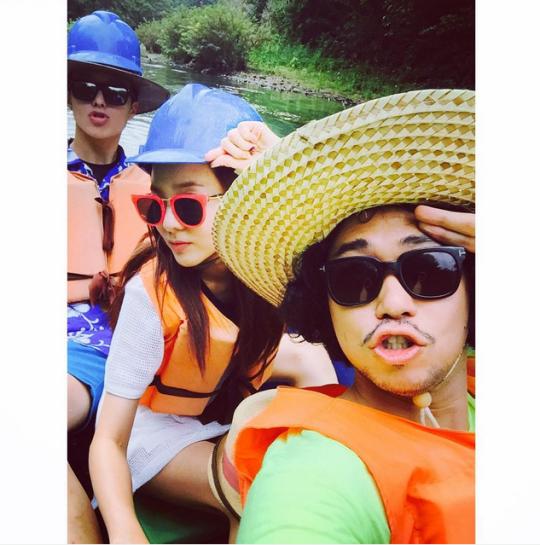 "FireShot Capture - Sandara Park on Instagram_ ""모험은 계속된다!!! 쭈욱_ - https___instagram.com_p_53qrTmCS_G_"