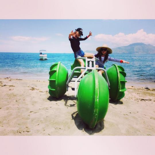 """FireShot Capture - Sandara Park on Instagram_ """"승현이랑 둘이 찍은 투샷은_ - https___instagram.com_p_59FycTCS-e_"""