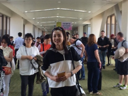 Sandara-Park-arrives-in-Manila.-Photo-by-Jeanette-Andrade