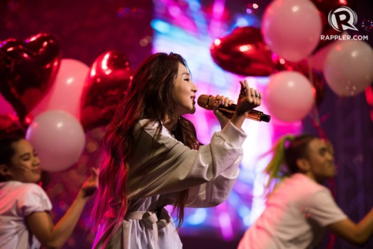 Penshoppe presents Sandara Park concert